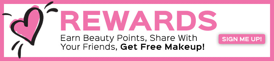 REWARDS! Earn Beauty Points, Share With Your Friends, Get Free Makeup!