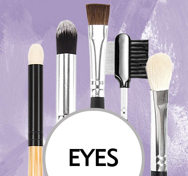 35% Off All Eye Makeup Brushes