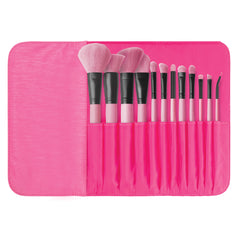 Brush Affair Collection 12 Brush Set in Cherry Blossom