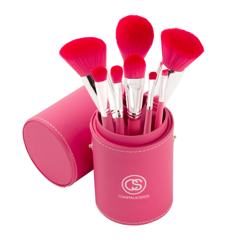 Primrose Makeup Brush Collection By Coastal Scents