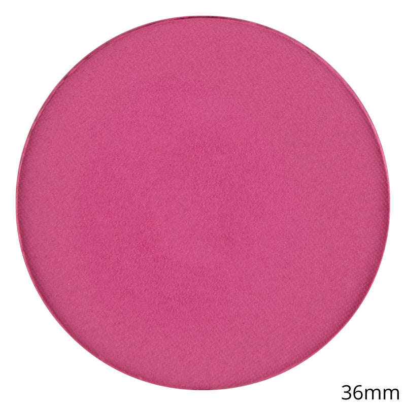 Single Matte Blush Shadow -  Blush Pot - Orchid Red By Coastal Scents