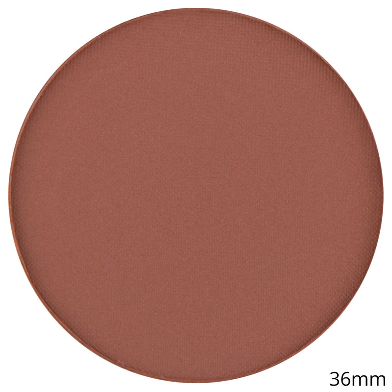 Single Blush Matte Shadow - Blush Pot - Bronze Protege By Coastal Scents
