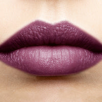 Pucker Up Plum Lipstick Color