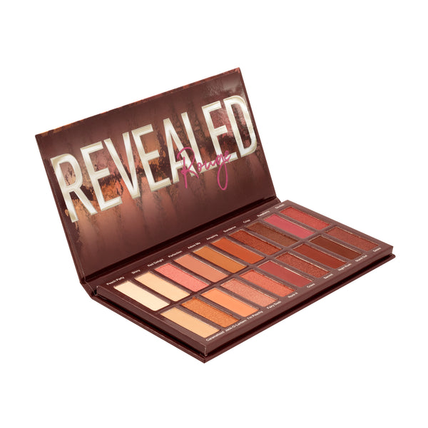 Revealed Rouge Eyeshadow Palette
