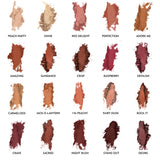 Revealed Rouge Eyeshadow Palette Swatches