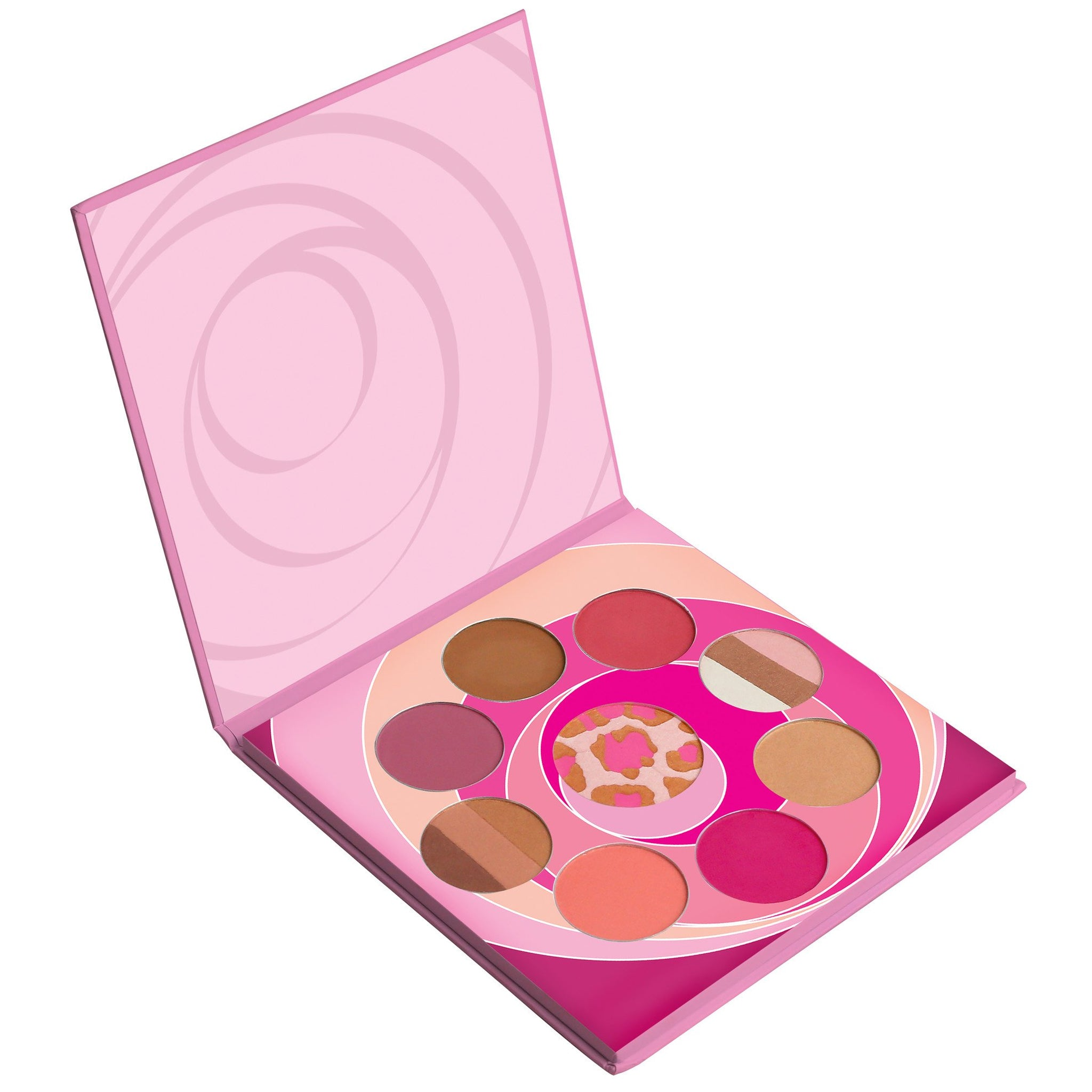 Makeup Palette-  Bronzer - Blush and Bronzer Palette By Coastal Scents