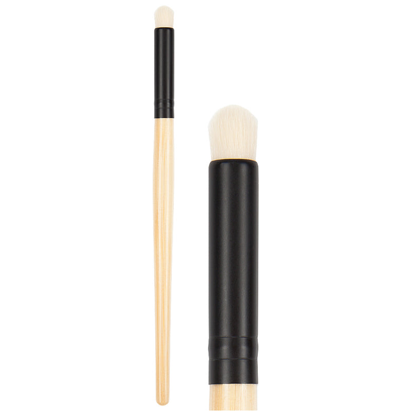 Makeup Brush- Eyeshadow Brush - Elite Dome Shadow Brush Makeup Brushes - Eyebrow Brush- Elite Brow Brush By Coastal Scents