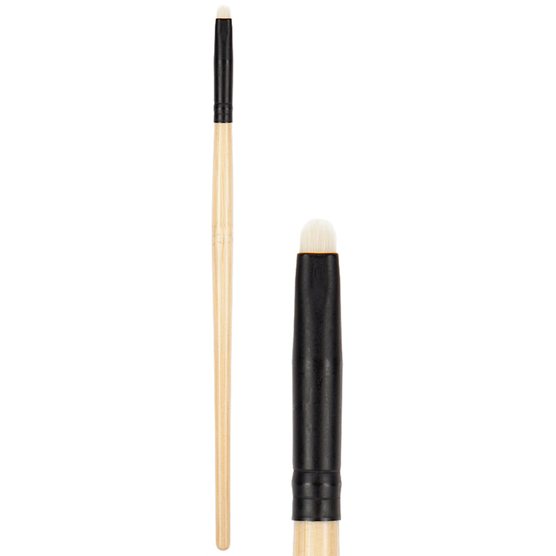 Makeup Brush- Eyeshadow Brush- Elite Detail Mini Brush Makeup Brushes - Eyebrow Brush- Elite Brow Brush By Coastal Scents