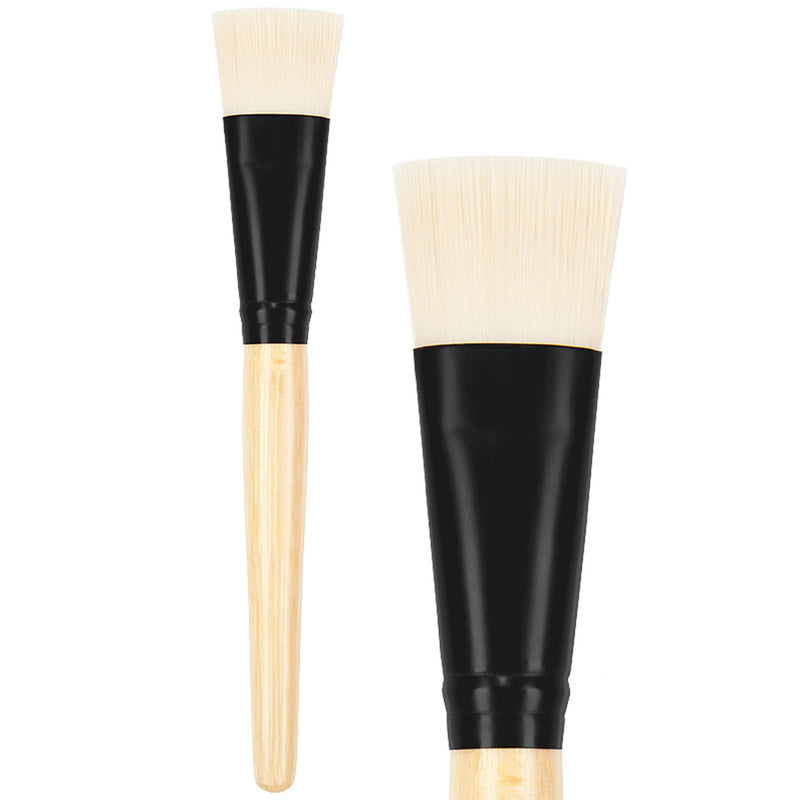 Elite Flat Multipurpose Brush By Coastal Scents