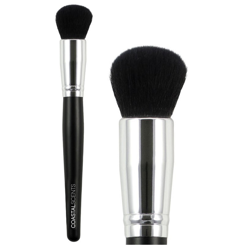 Makeup Brushes - Classic Buffer Brush Small Synthetic By Coastal Scents