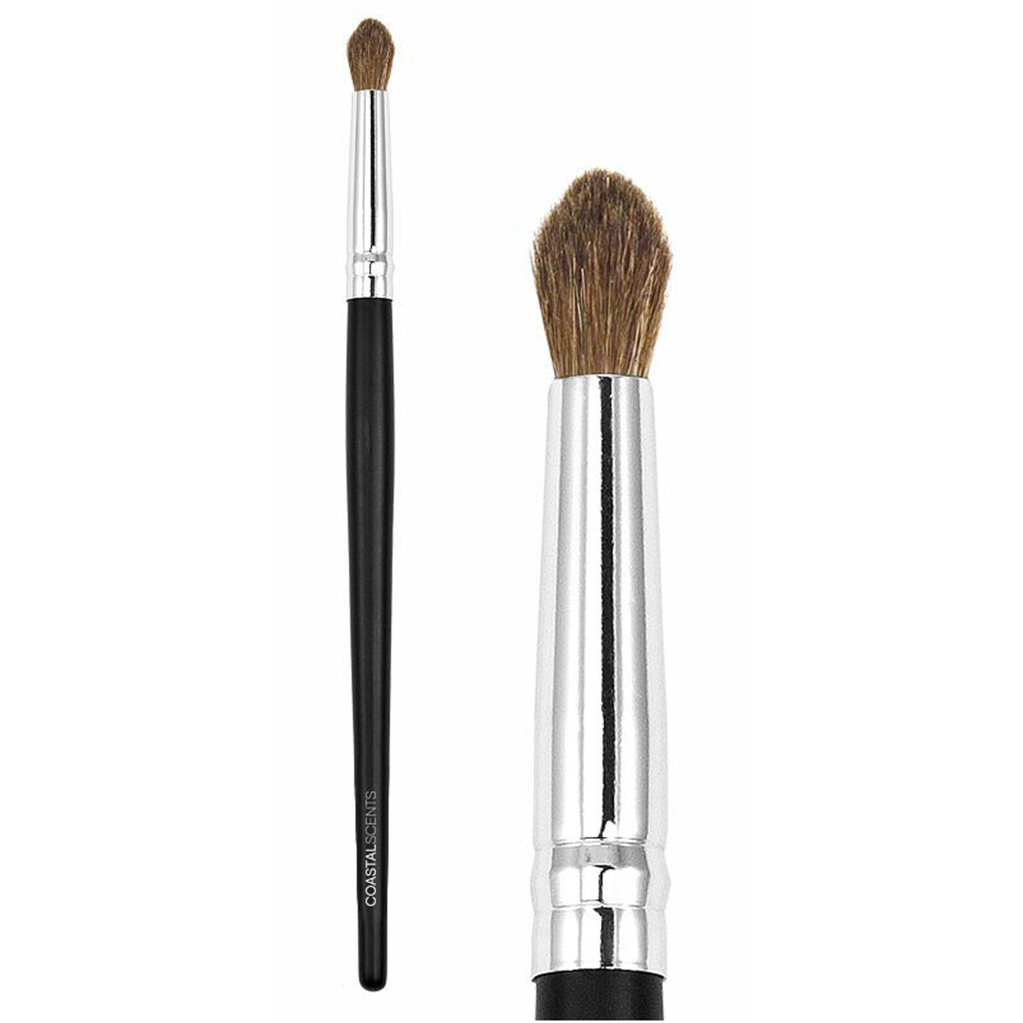 Makeup Brushes Classic Blender Crease Brush Natural By Coastal Scents
