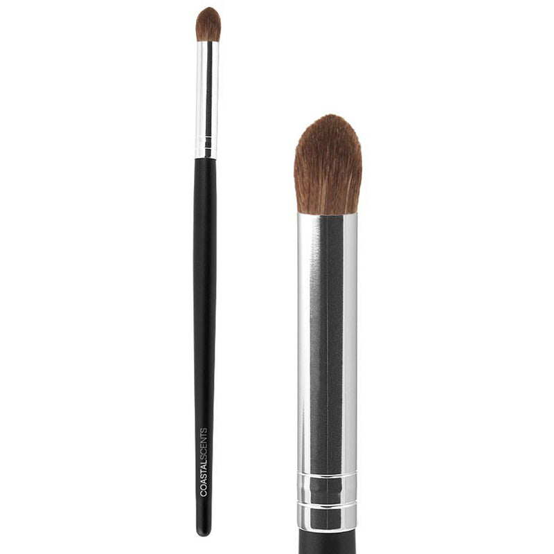 Makeup Brushes - Classic Blender Pointed Brush Natural by Coastal Scents