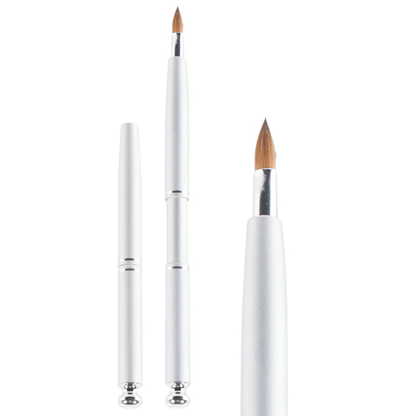 Classic Retractable Lip Brush Natural