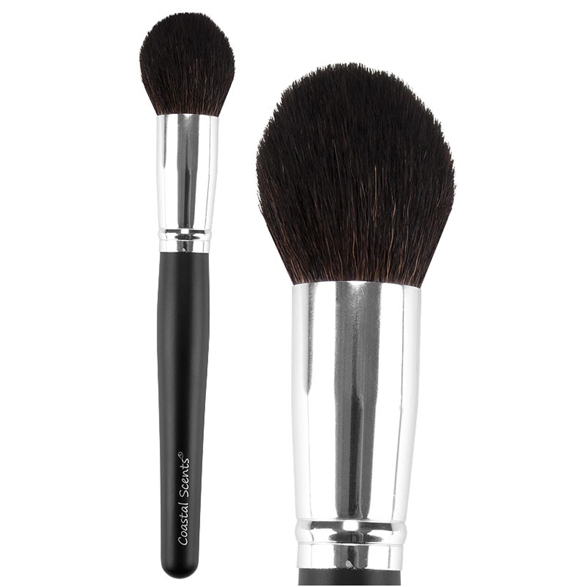 Coastal Scents coupon: Classic Medium Tapered Powder Brush Natural