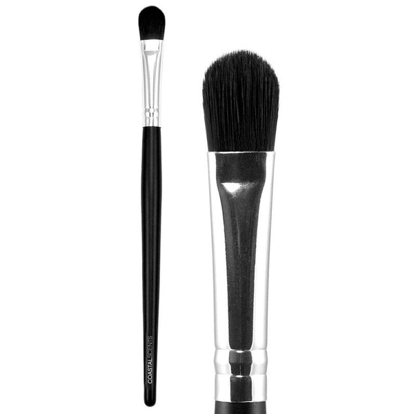 Classic Foundation Concealer Brush Medium Synthetic