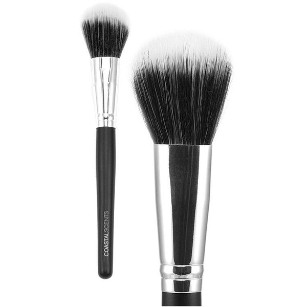 Classic Round Duo Fiber Brush Synthetic
