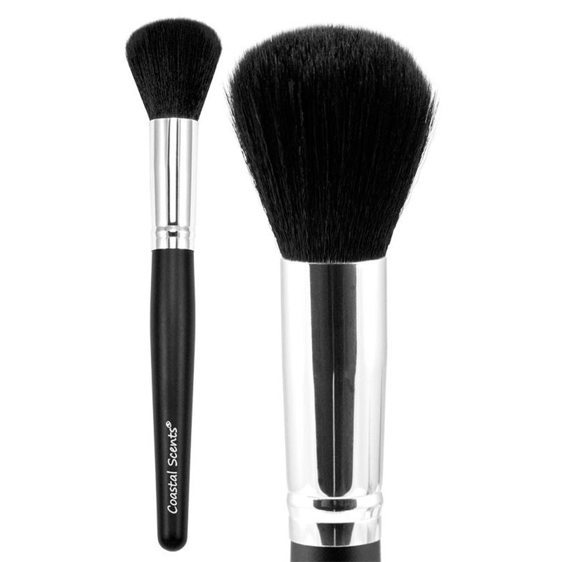 Classic Large Powder Brush Synthetic By Coastal Scents