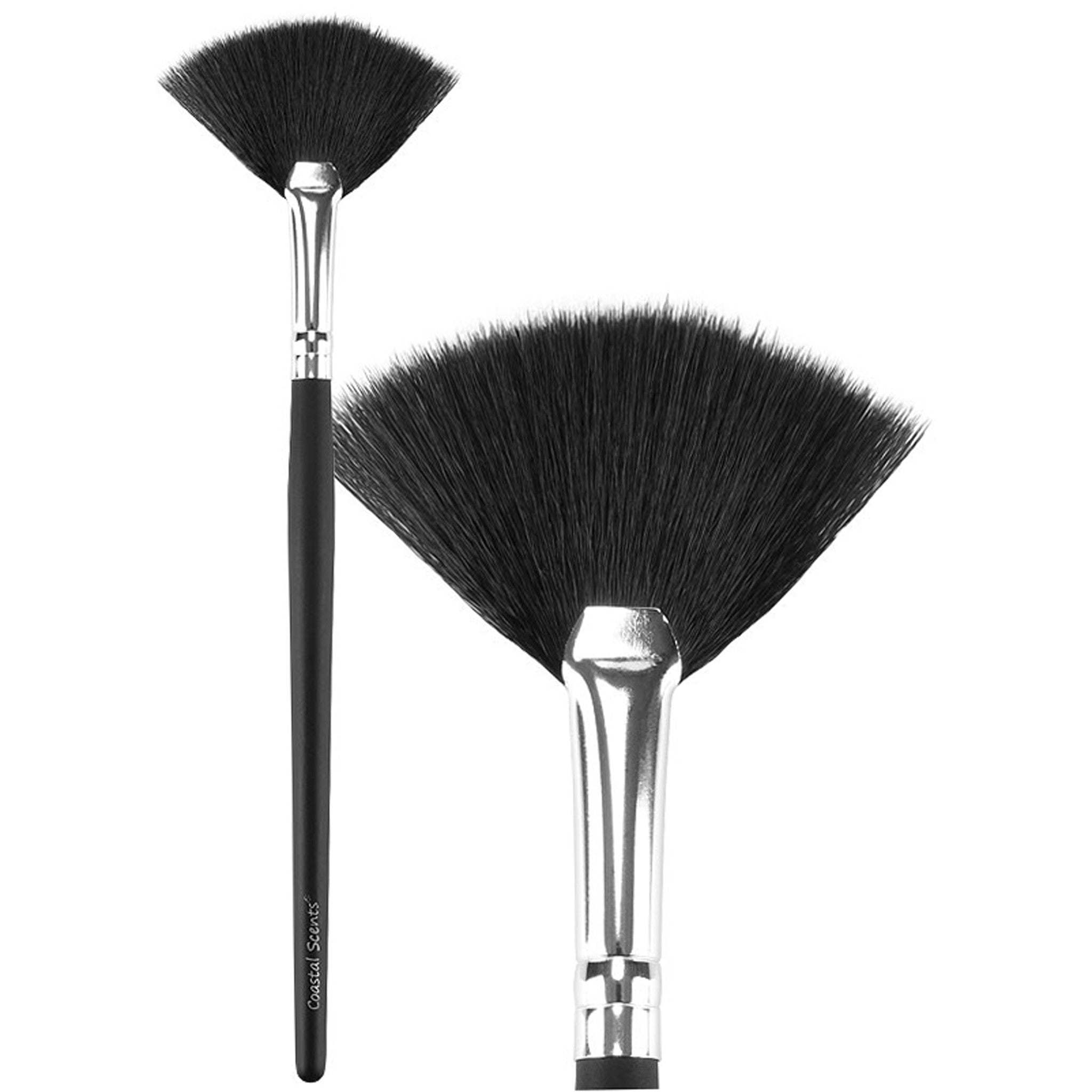 Coastal Scents coupon: Classic Small Fan Brush Synthetic