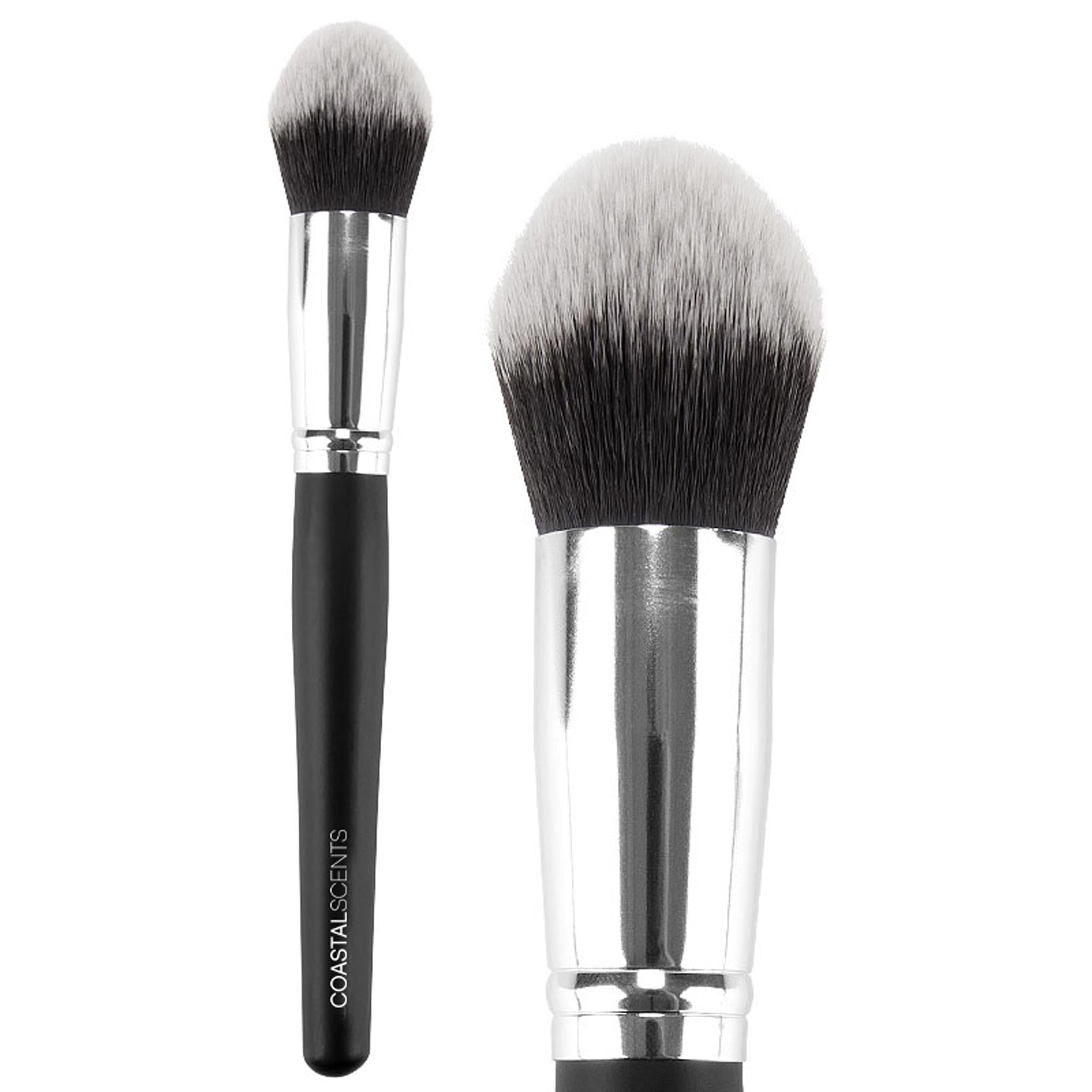 Coastal Scents coupon: Classic Medium Tapered Powder Brush Synthetic