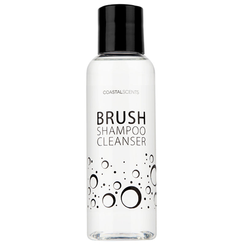 Makeup Brush Shampoo - Brush Shampoo By Coastal Scents