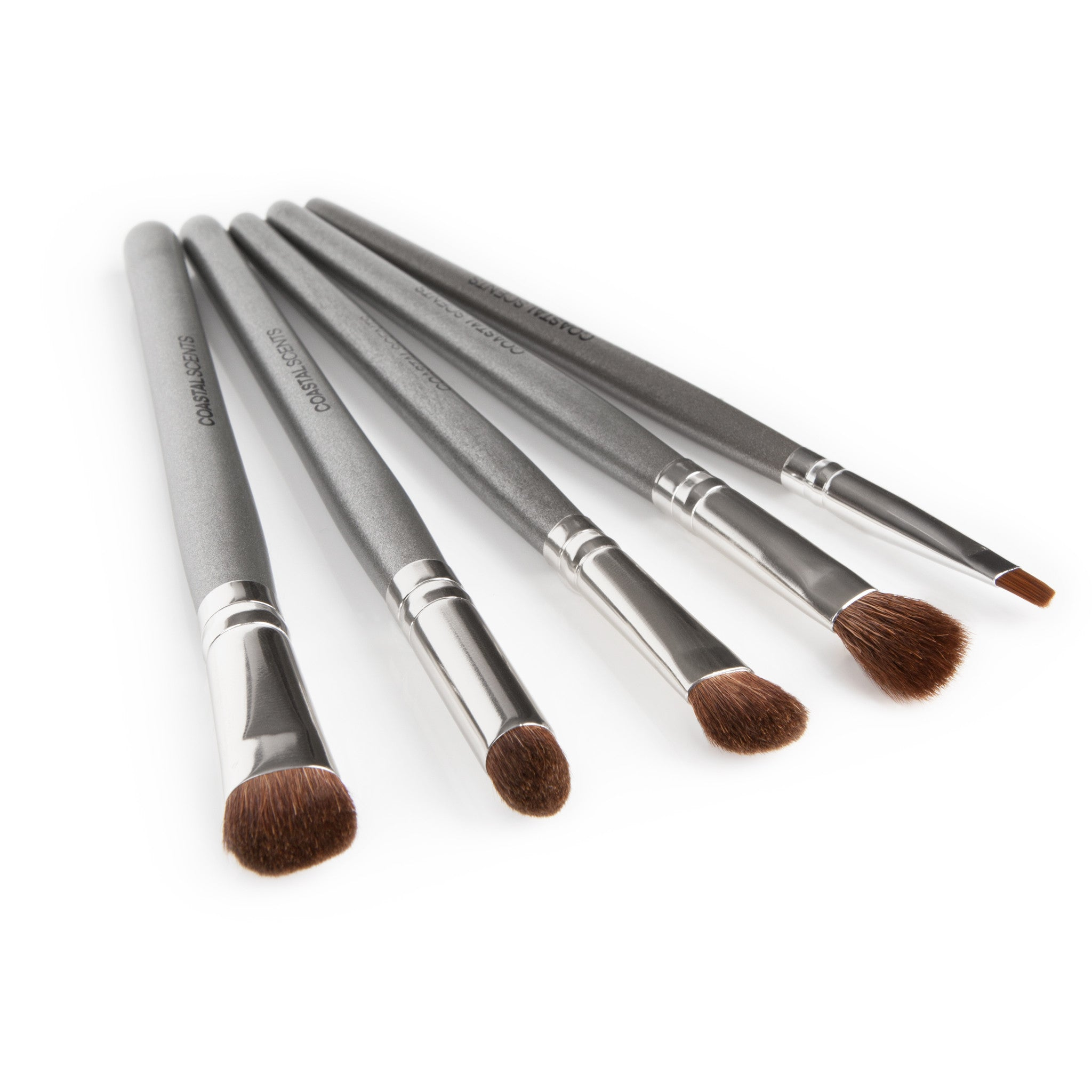 coastal scents brushes. smoky eyes brush set coastal scents brushes