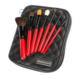 CiTiSCAPE Travel Makeup Brush Set By Coastal Scents