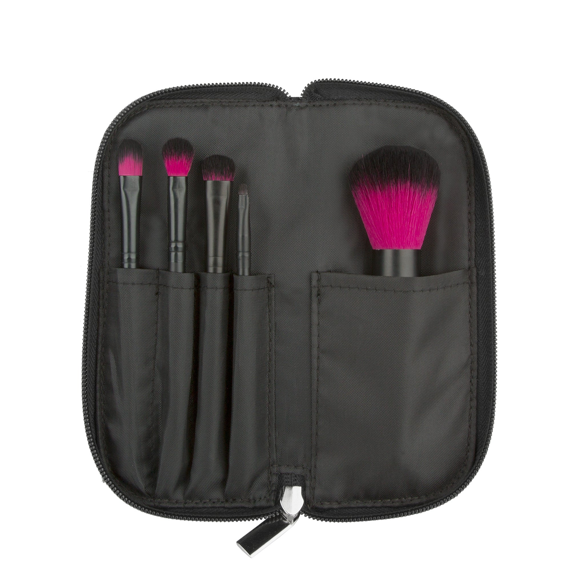 Coastal Scents coupon: Color Me Fuchsia Brush Set