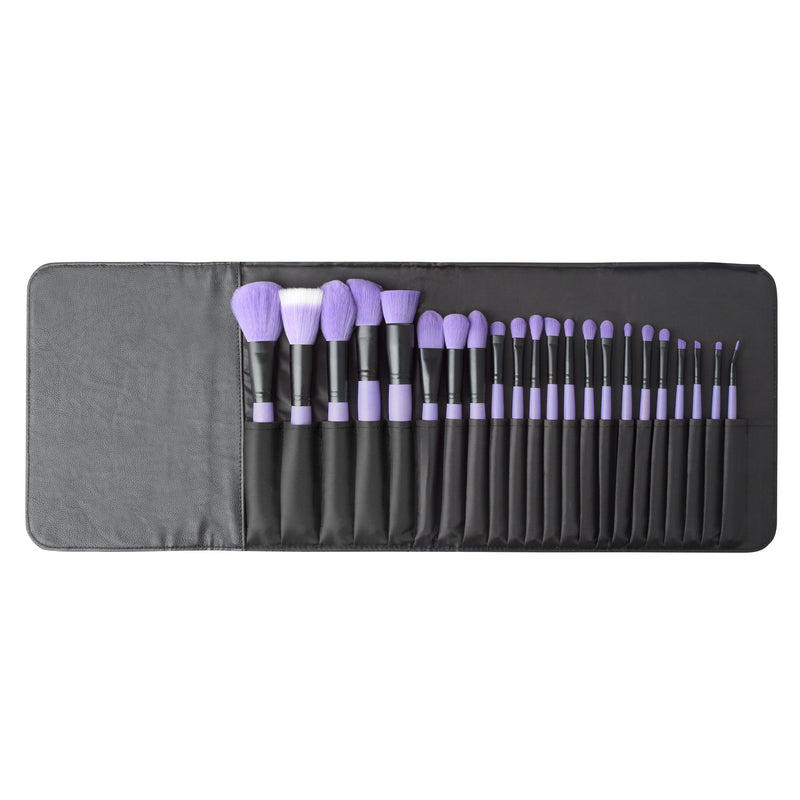 "Makeup Brushes - Brush Affair Vanity Collection in ""Orchid"" By  Coastal Scents - Full Product View"