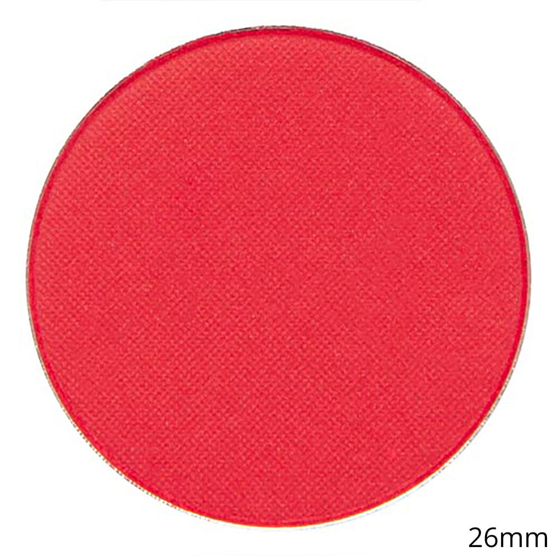 Single Eyeshadow - Vibrant Red Hot Pot by Coastal Scents