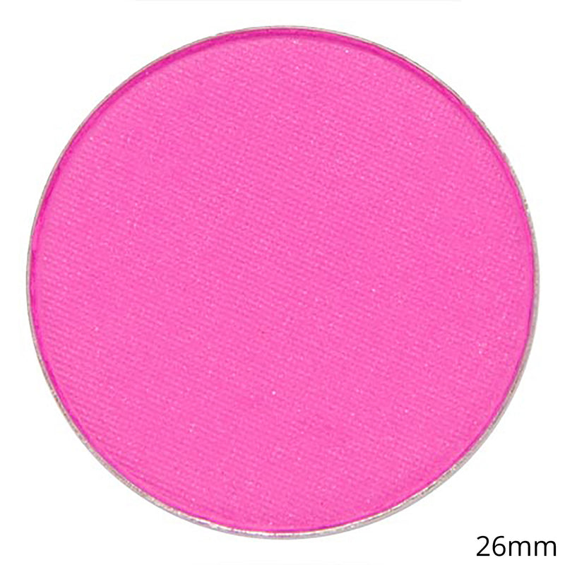 Single Eyeshadow - Neon Bright Pink Hot Pot by Coastal Scents