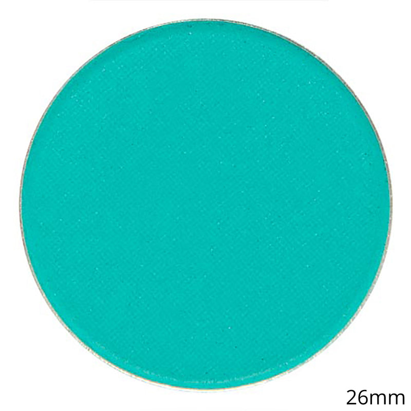Single Eyeshadow - Teal Green Hot Pot by Coastal Scents