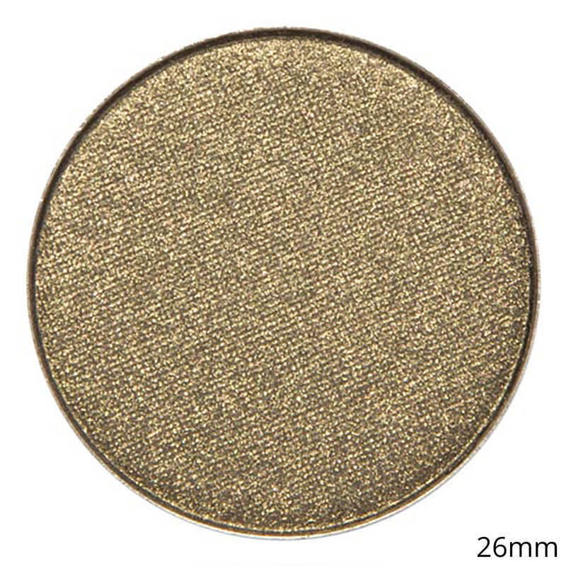 Single Eyeshadow - Dark Golden Olive Hot Pot by Coastal Scents