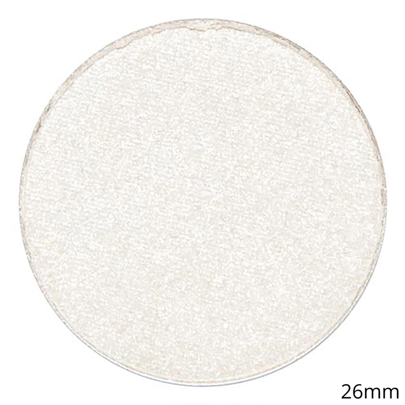 Single Eyeshadow - White Silver Hot Pot by Coastal Scents