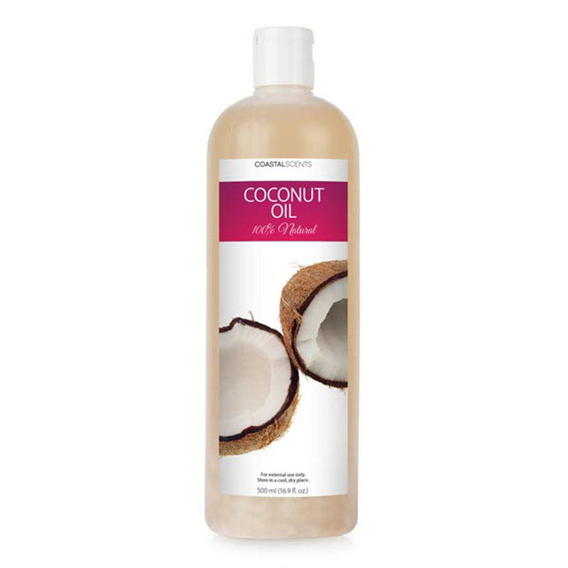 Skincare - Moisturizer Raw Virgin Coconut Oil By Coastal Scents