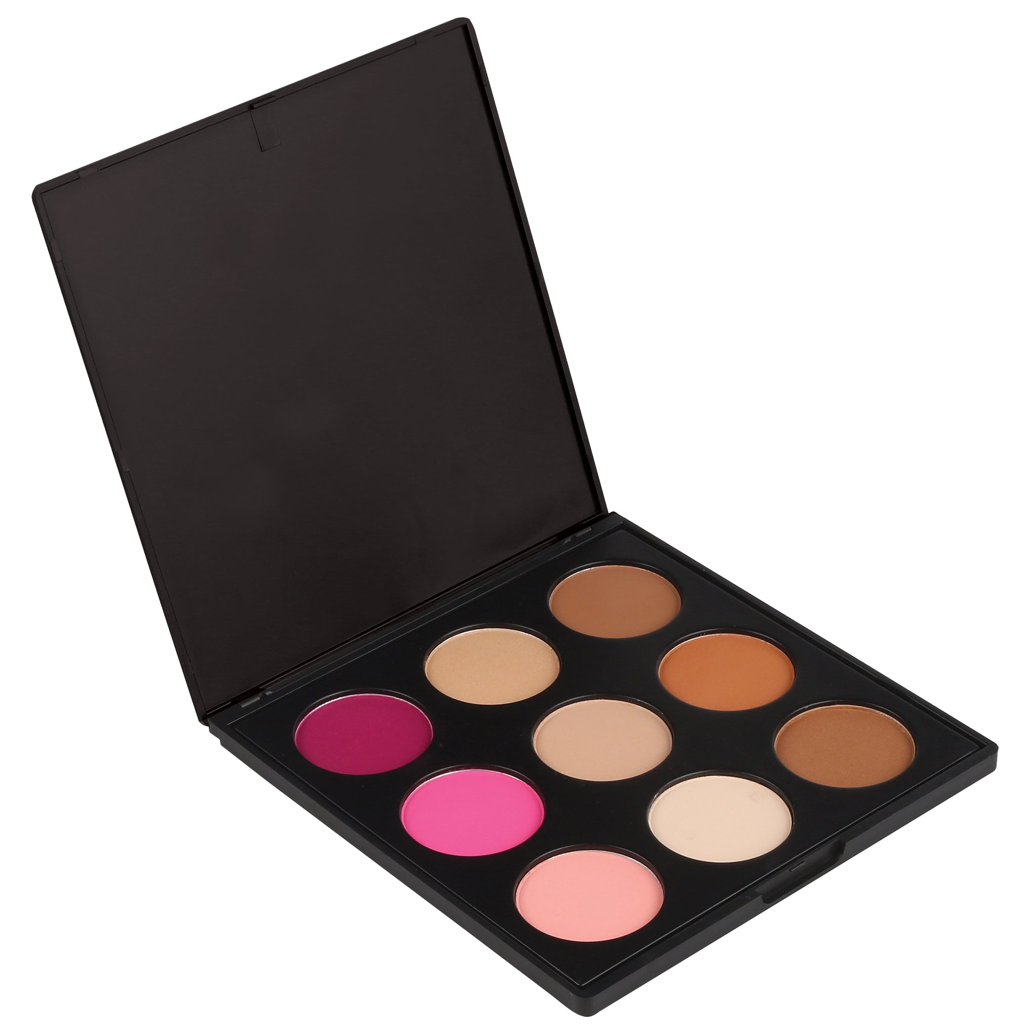 Makeup Palette - Contour Palette-  Sleek Silhouette Palette By Coastal Scents