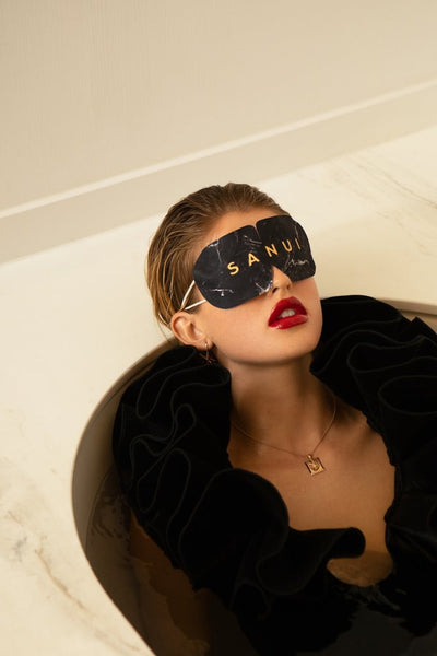 DELUXE HEATED EYE-MASK