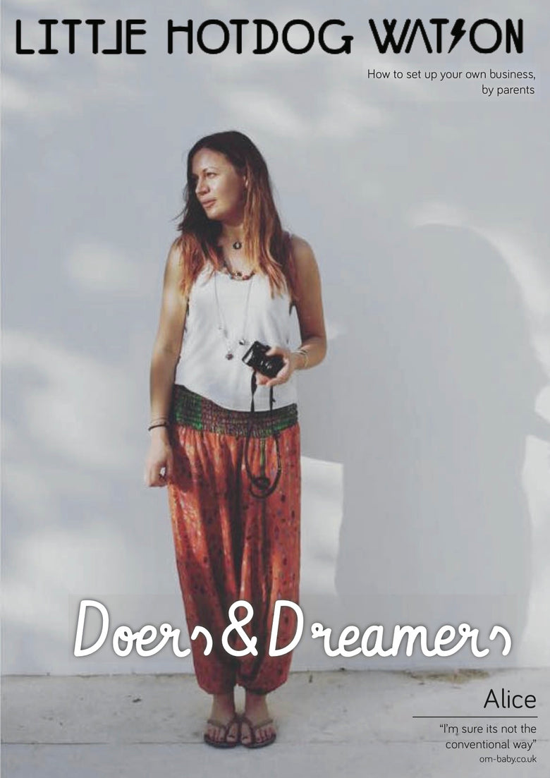 Doers and Dreamers...Alice Aitken