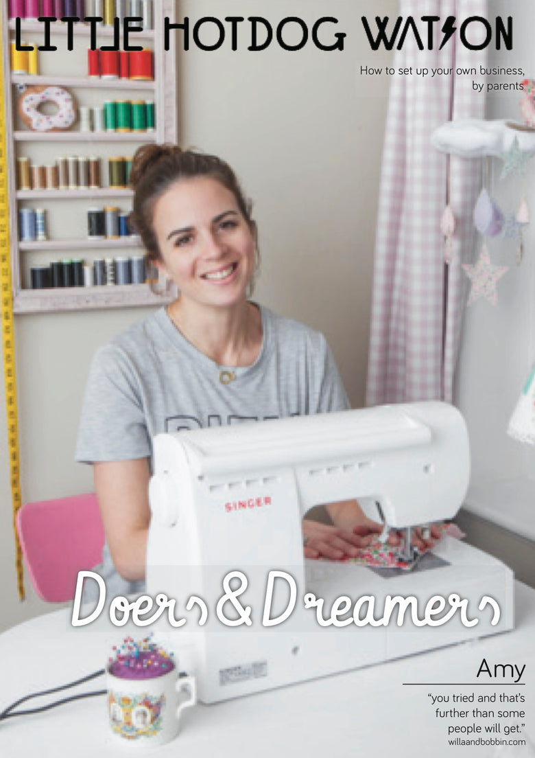 Doers and Dreamers...Amy Hunt