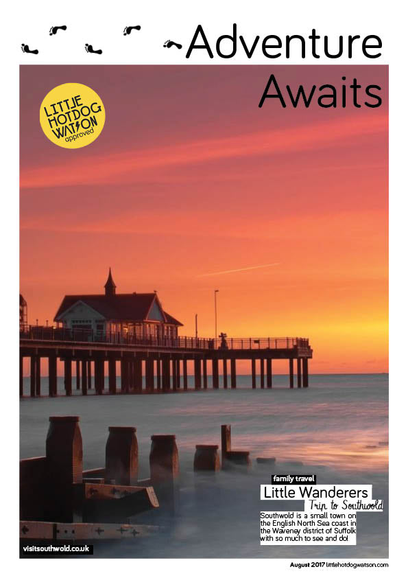 Adventure Awaits - A Weekend in Southwold