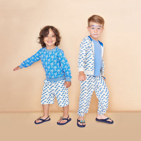 The Bonnie Mob recommendation for kids brands for spring as featured on Little Hotdog Watson blog