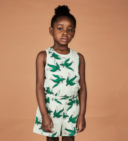 Mini Rodini clothing recommendation for kids spring wear as shown on Little Hotdog Watson blog