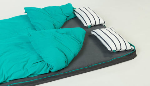 Bundle Beds Teal Couple's Pack Camping