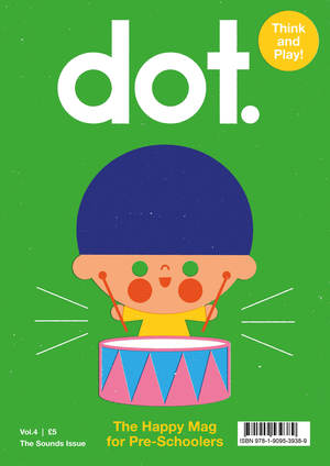 Dot Magazine for kids as recommended by Little Hotdog Watson blog