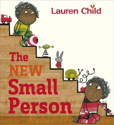 Lauren Child Book 'The New Small Person'