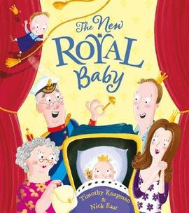 'The New Royal Baby' Book By Timothy Knapman
