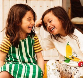 Little Hotdog Watson feature Mini Rodini in their latest Gender Neutral Kids Clothes Blog