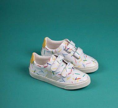 Little Hotdog Watson feature Veja Trainers in their latest blog how to dress your mini sports star