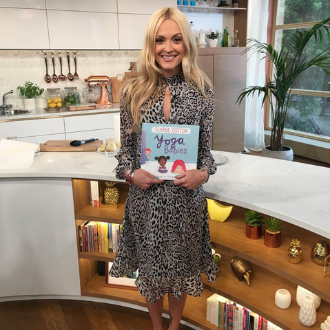 Little Hotdog Watson talk about Fearne Cotton and her latest book Yoga Babies