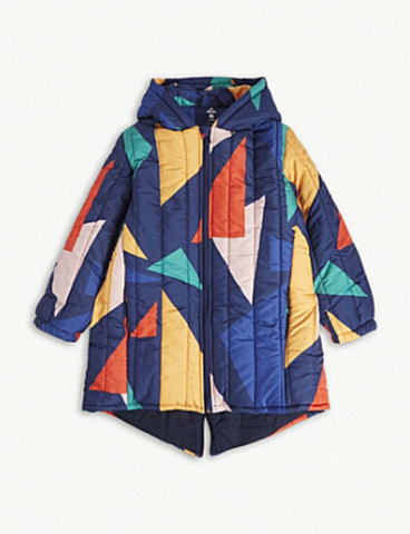 Selfridges kids jacket featured in Little hotdog Watsons blog