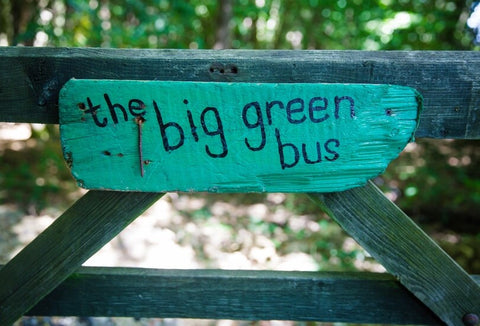 Little Hotdog Watson talk about the Big Green Bus in Sussex